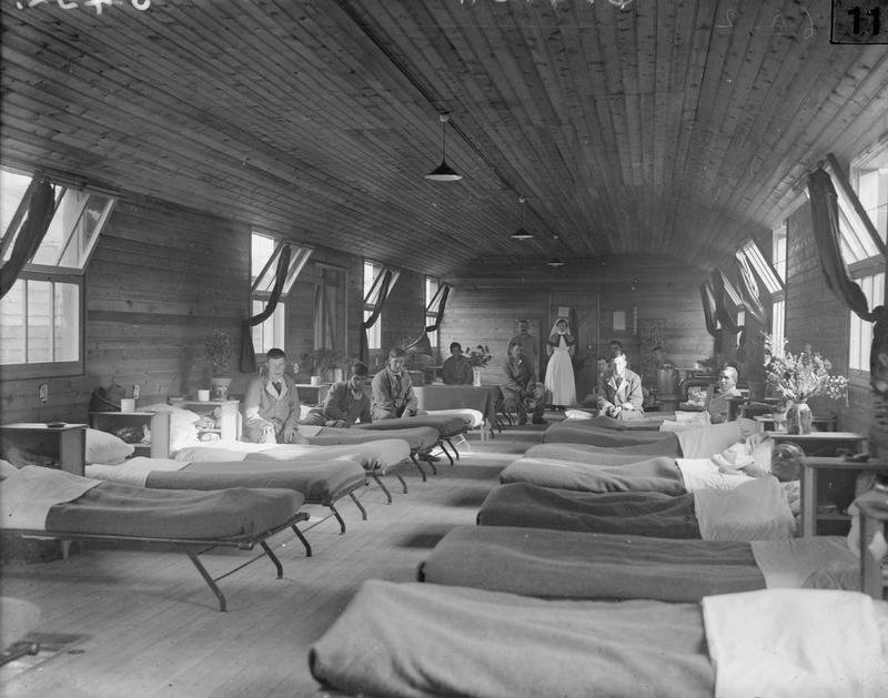No. 14 Hospital Boulogne