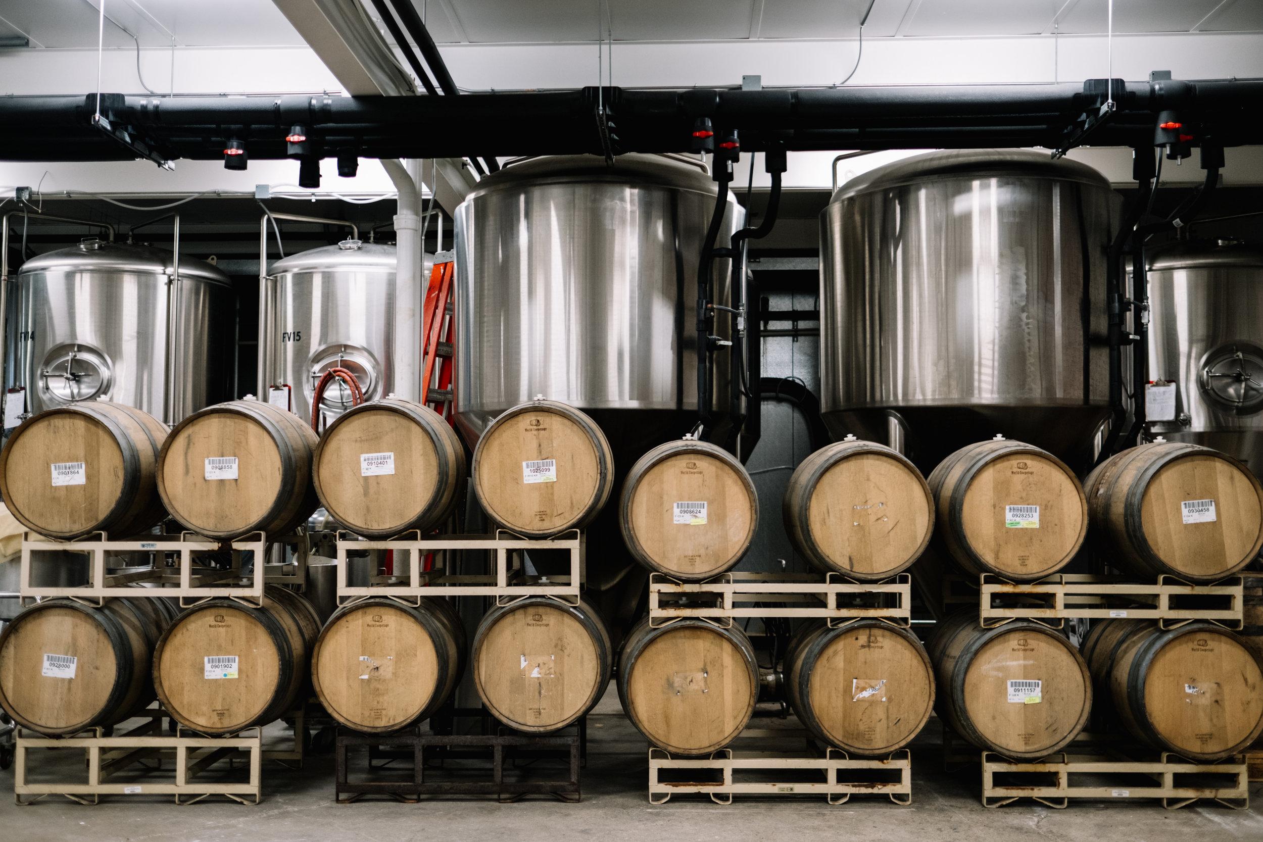 Copy of Bourbon Barrel Aged