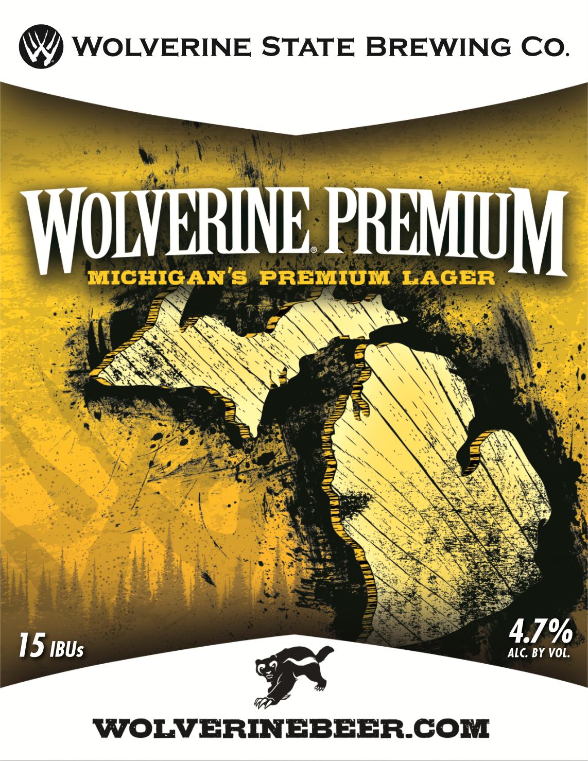 Wolverine Premium Lager