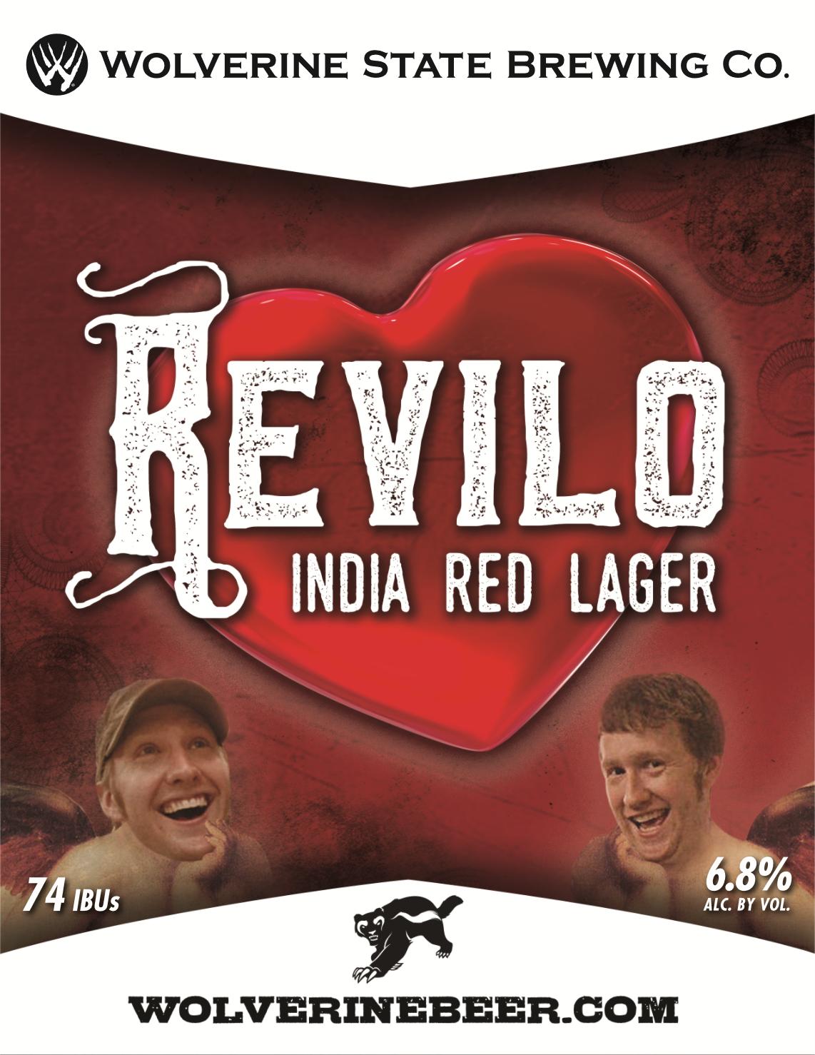Revilo Beer Poster