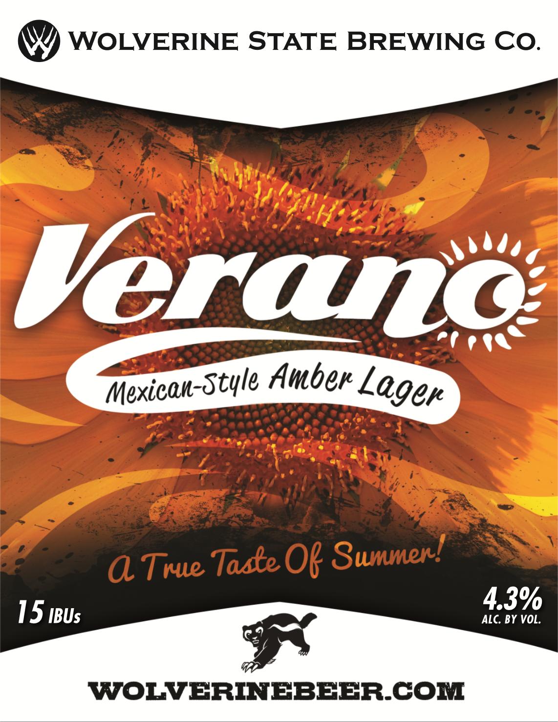 Verano Beer Poster