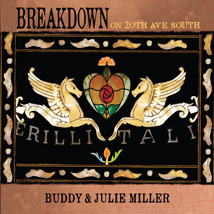 Breakdown On 20th Ave. South  Album Cover   Download 300 DPI JPG