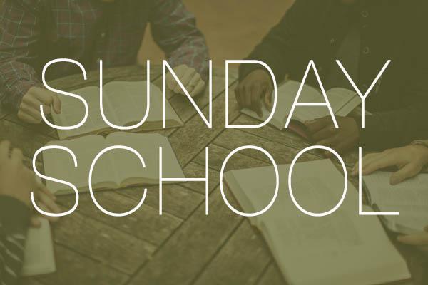 Sunday School — Ramsey Creek Baptist Church