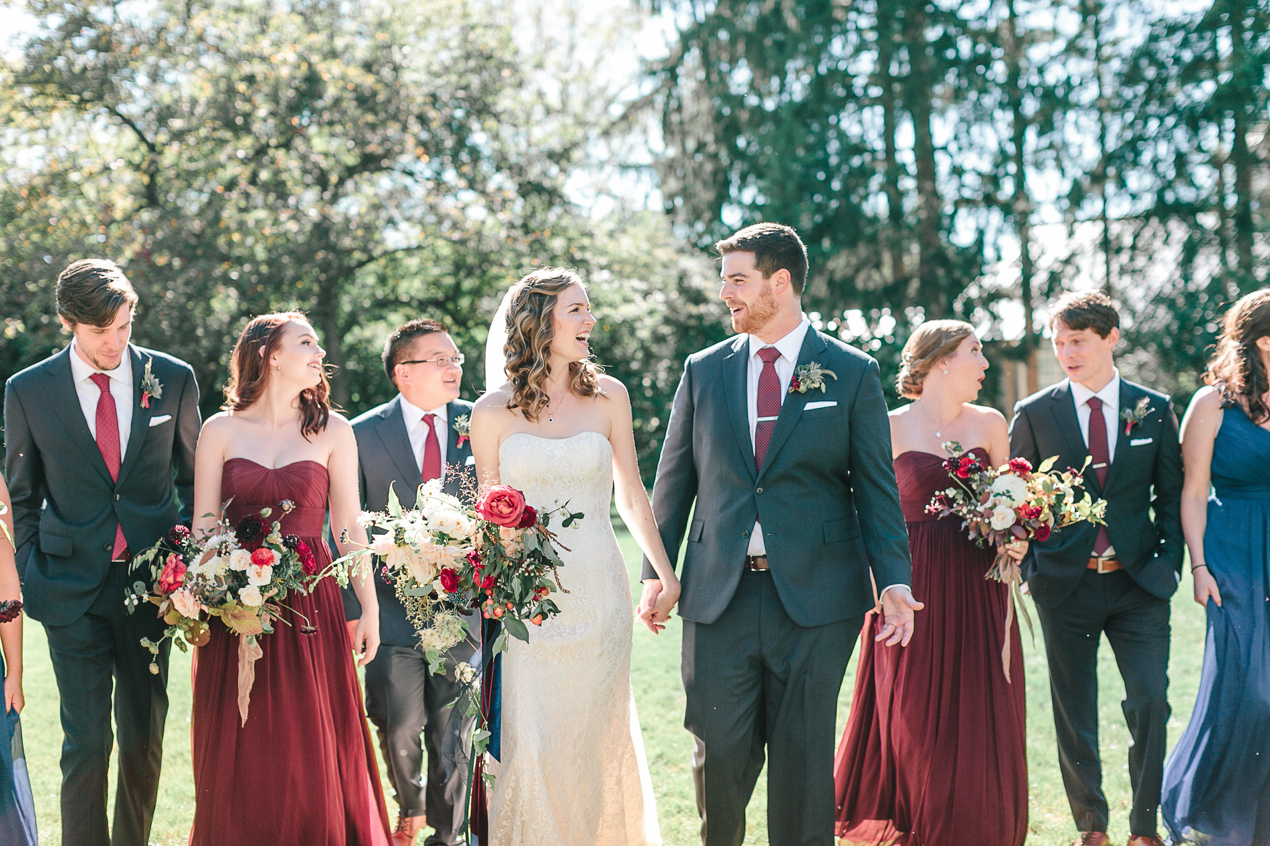 WEDDINGS | FALL & WINTER