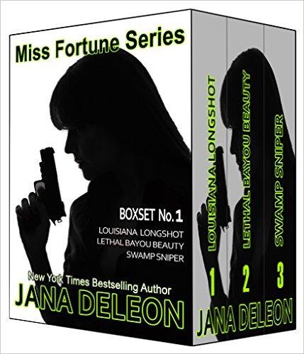 Miss Fortune SeriesBox set 1