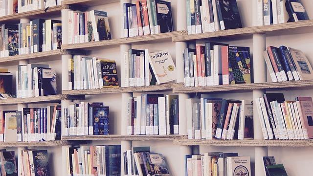 Books, by  Marisa Sias  CC0