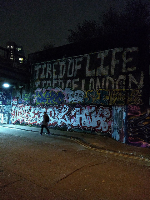 Tired of London? by Terry Freedman