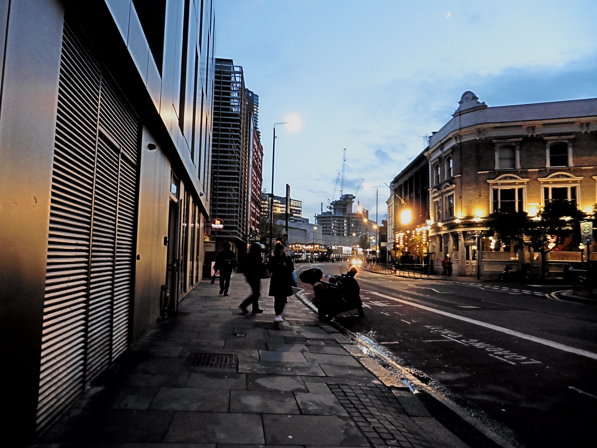 Shoreditch, by Terry Freedman