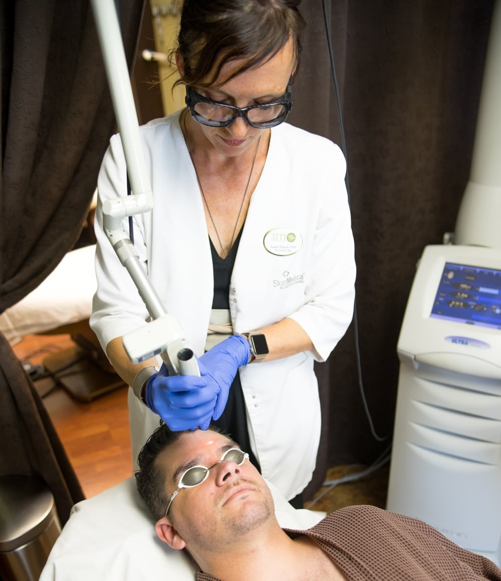 Ultrapulse® CO2 Skin Resurfacing treatment in San Diego at Siti Med Spa