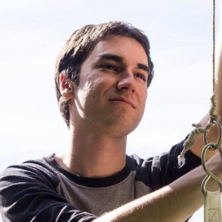 """Sean Kennedy - Sean is a passionate game design graduate from Champlain College, Sean specializes in systems, virtual reality, and technical design.While in school he was the lead designer on the acclaimed """"Pet Rock : Weapons of Mass Destruction"""" which won the Grand Prize at RPI's Gamefest in 2017."""