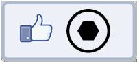 Like Black Bolt on Facebook