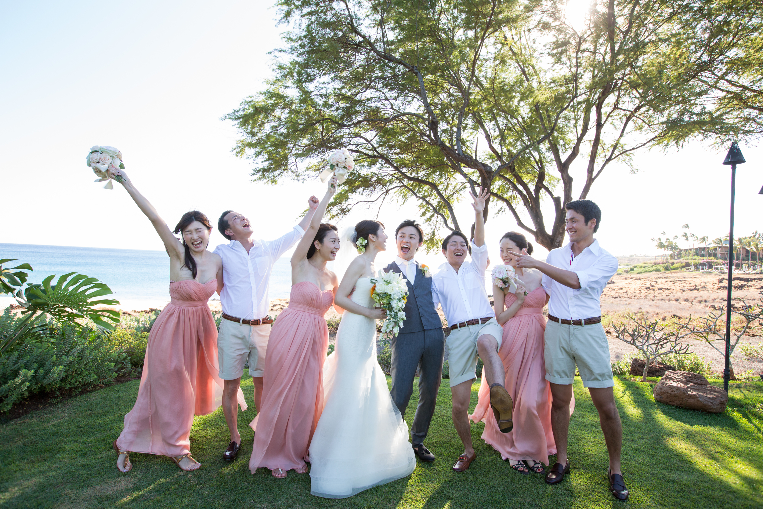 coral weddings hawaii wedding photographer pacific dream photography