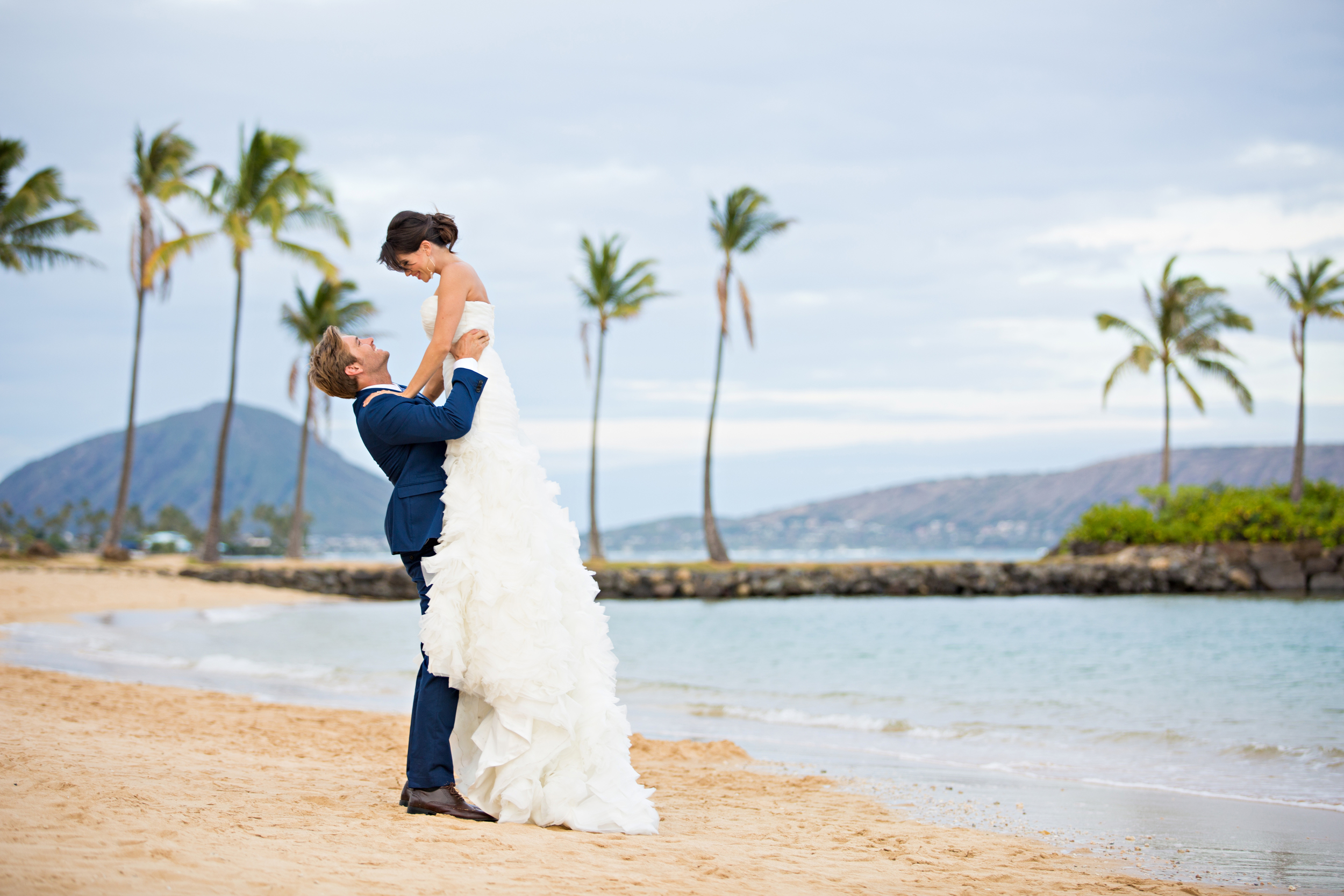 Hawaii Destination Weddings The Kahala Hotel and Resort