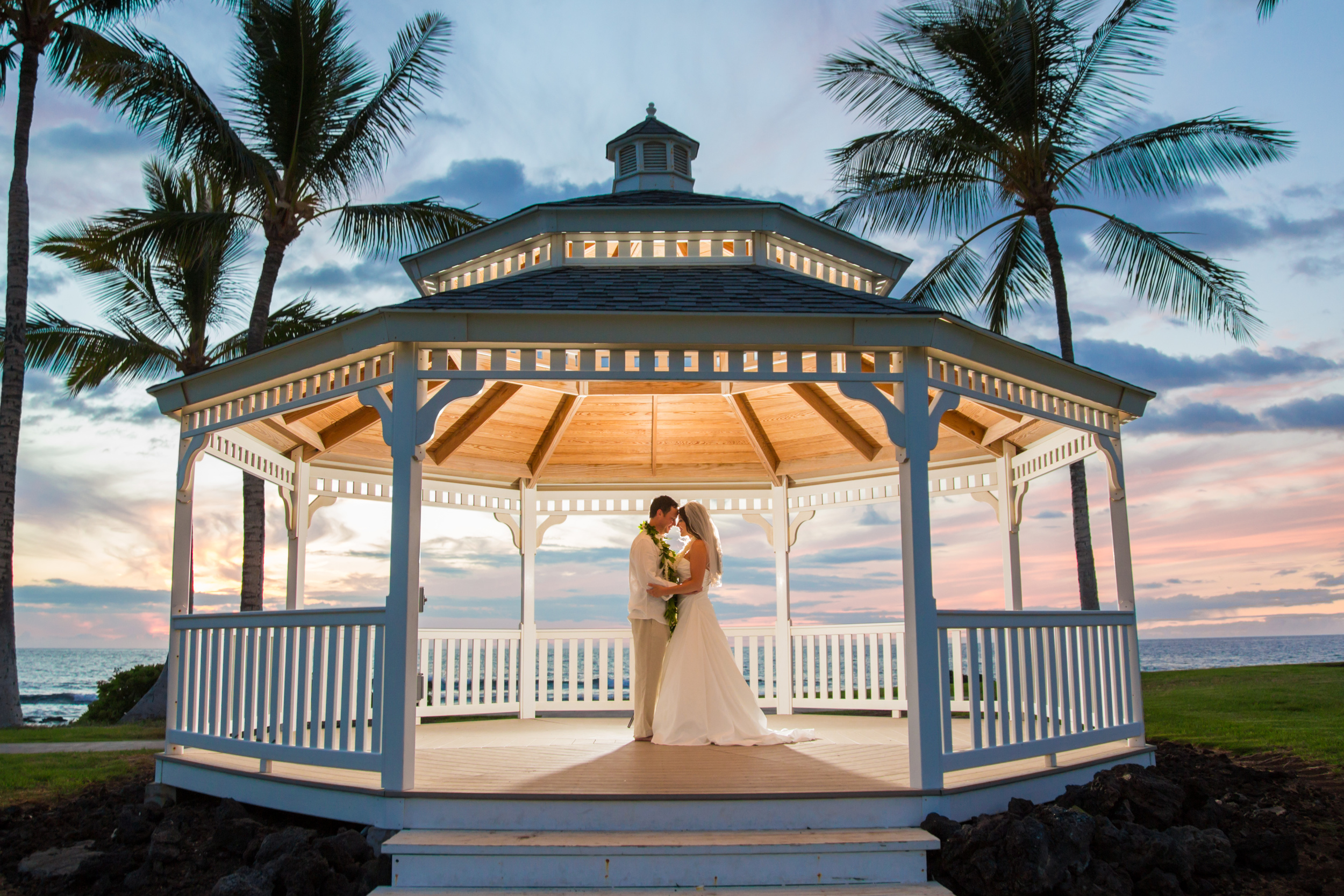 The Gazebo at Turtle Pointe, Fairmont Orchid