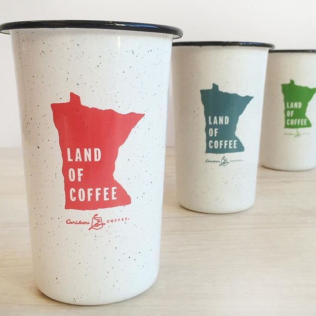 It's not just the land of lakes, it's the  #landofcoffee