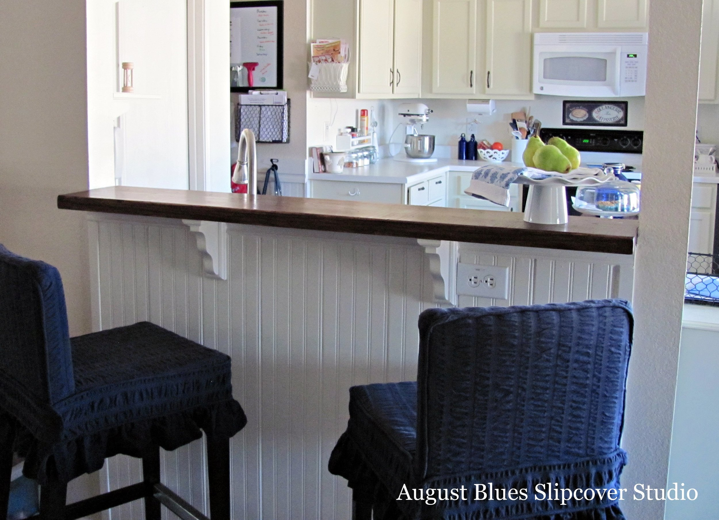 August Blues - Breakfast Bar After