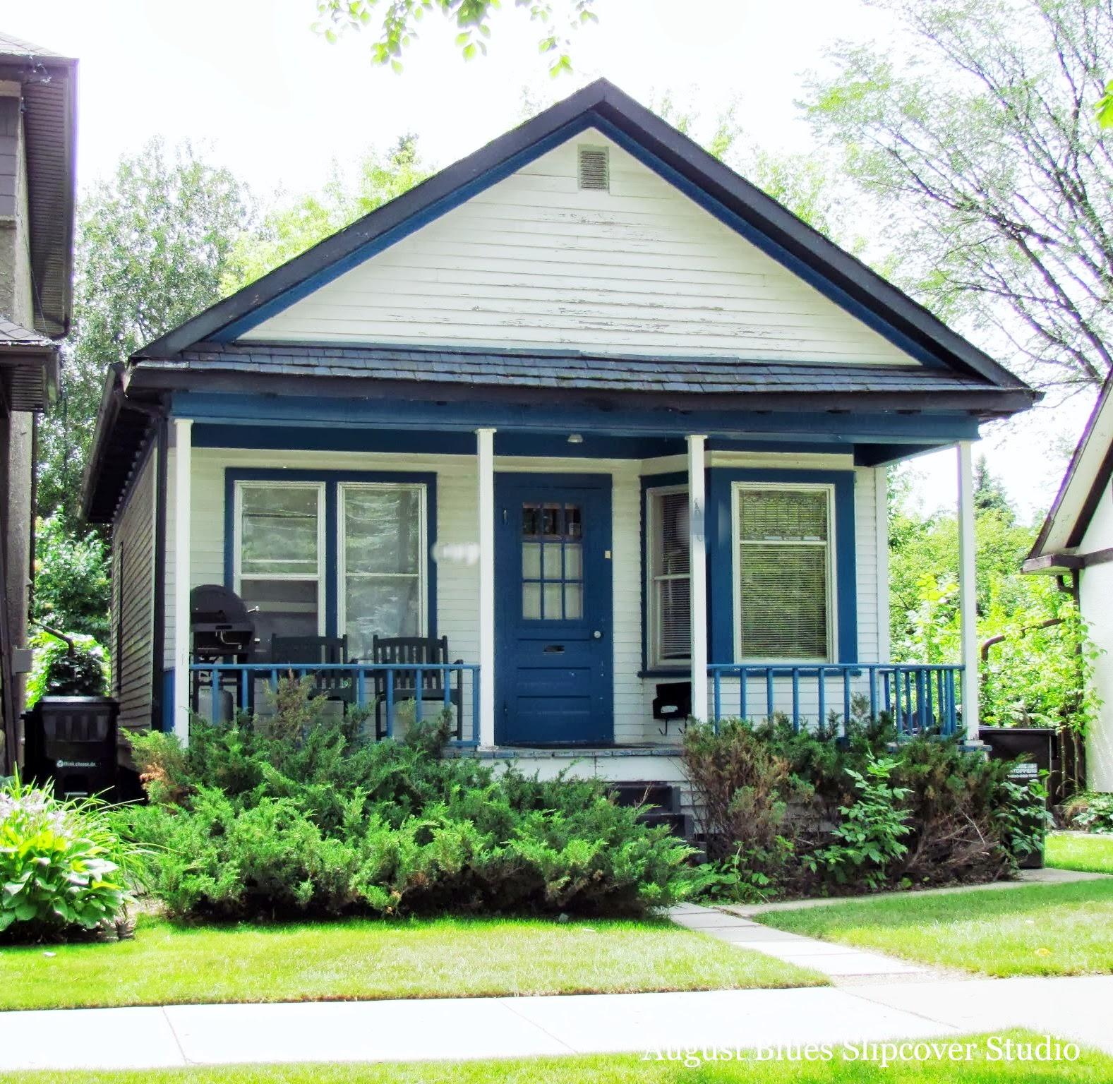 August Blues - Cottage