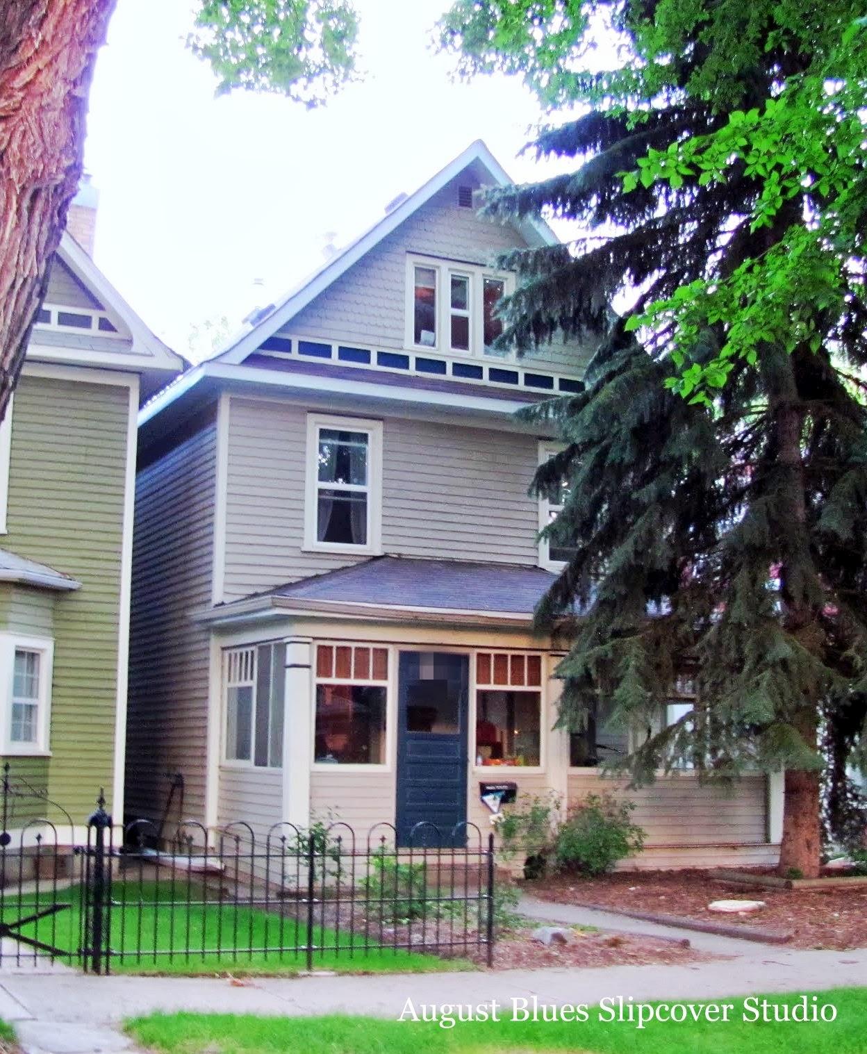 August Blues - Row House