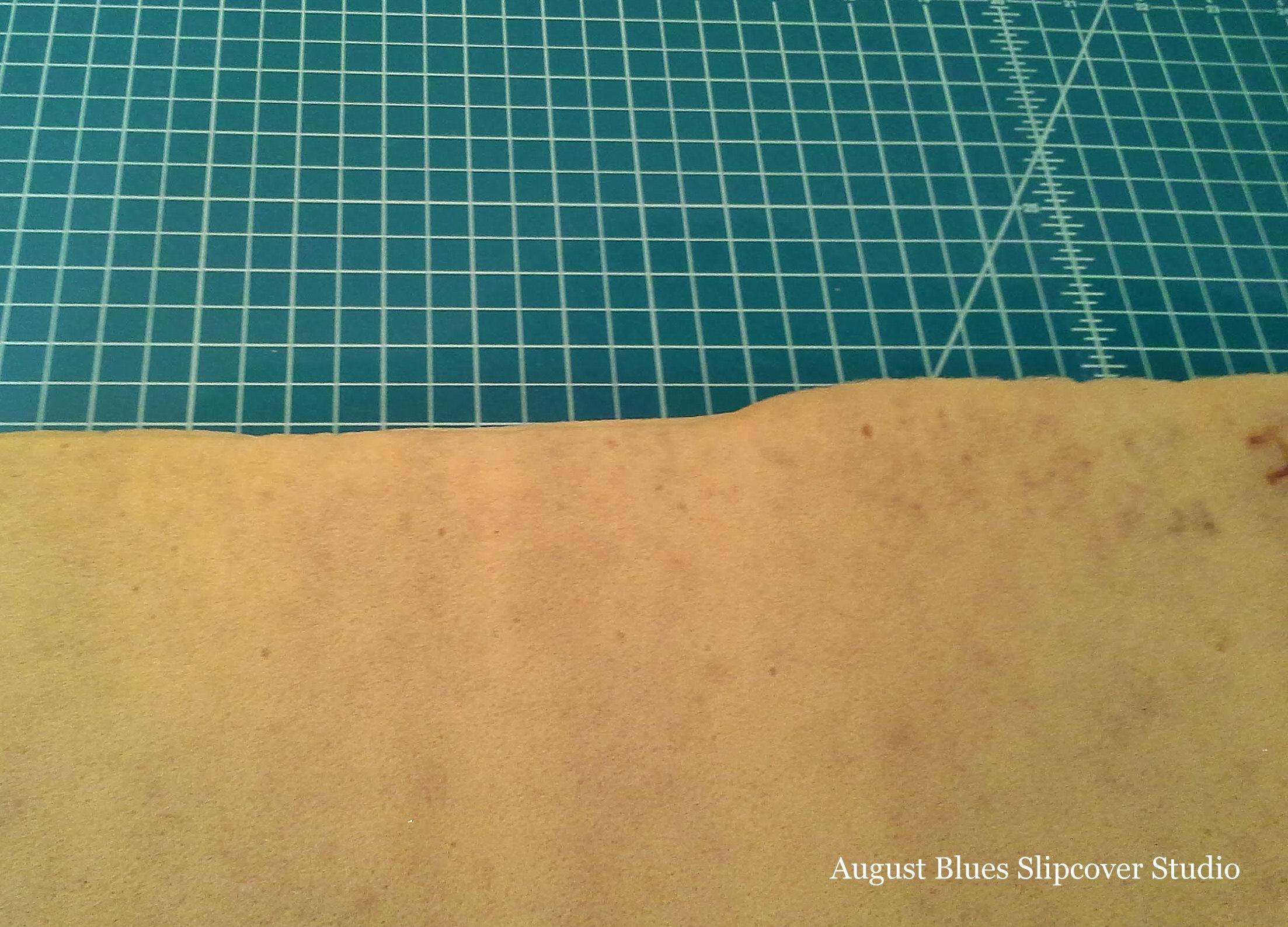 August Blues - Foam Rehab