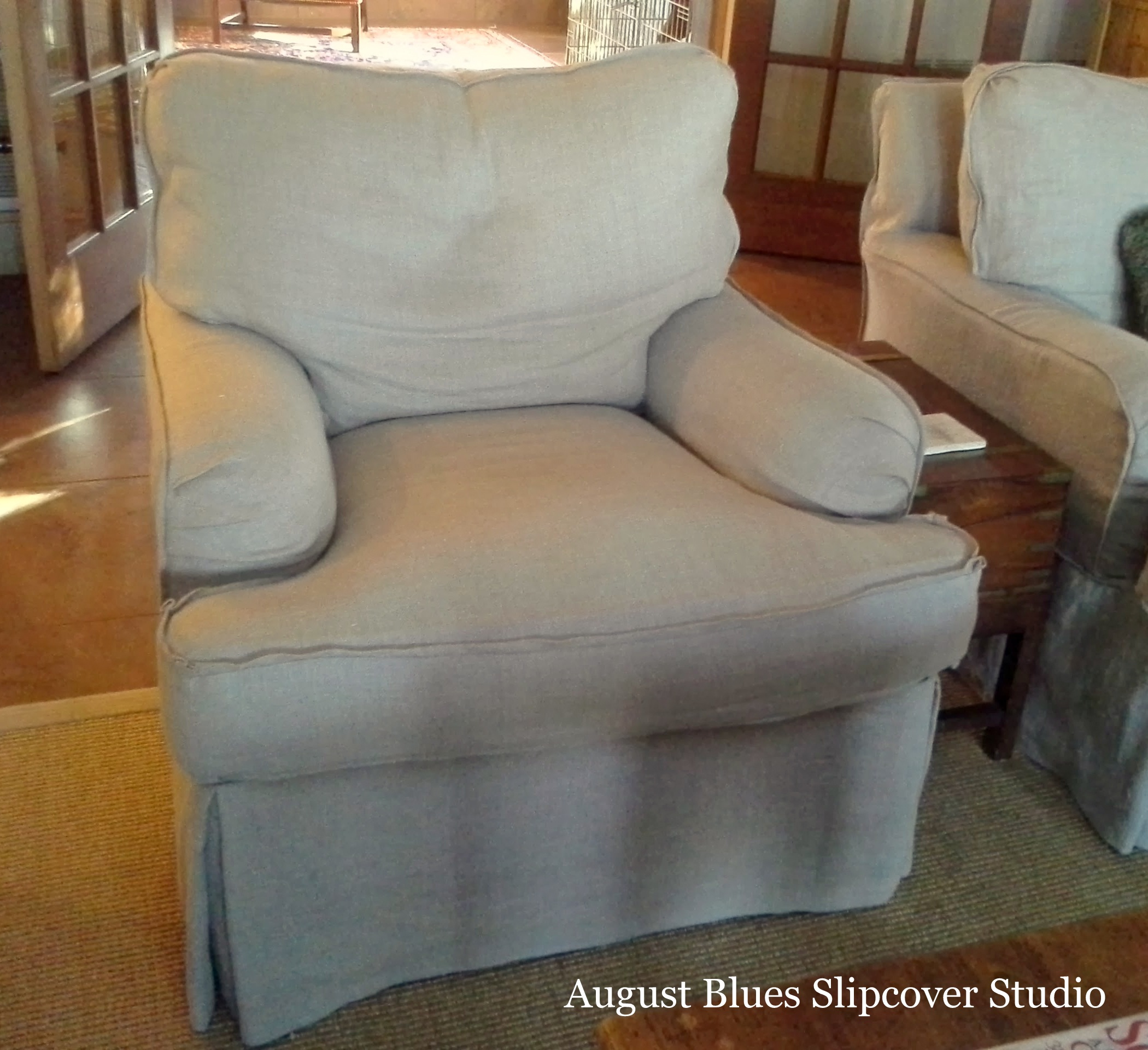 August Blues - Side Chairs
