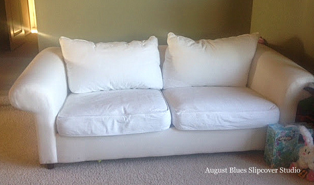 August Blues - Couch Before