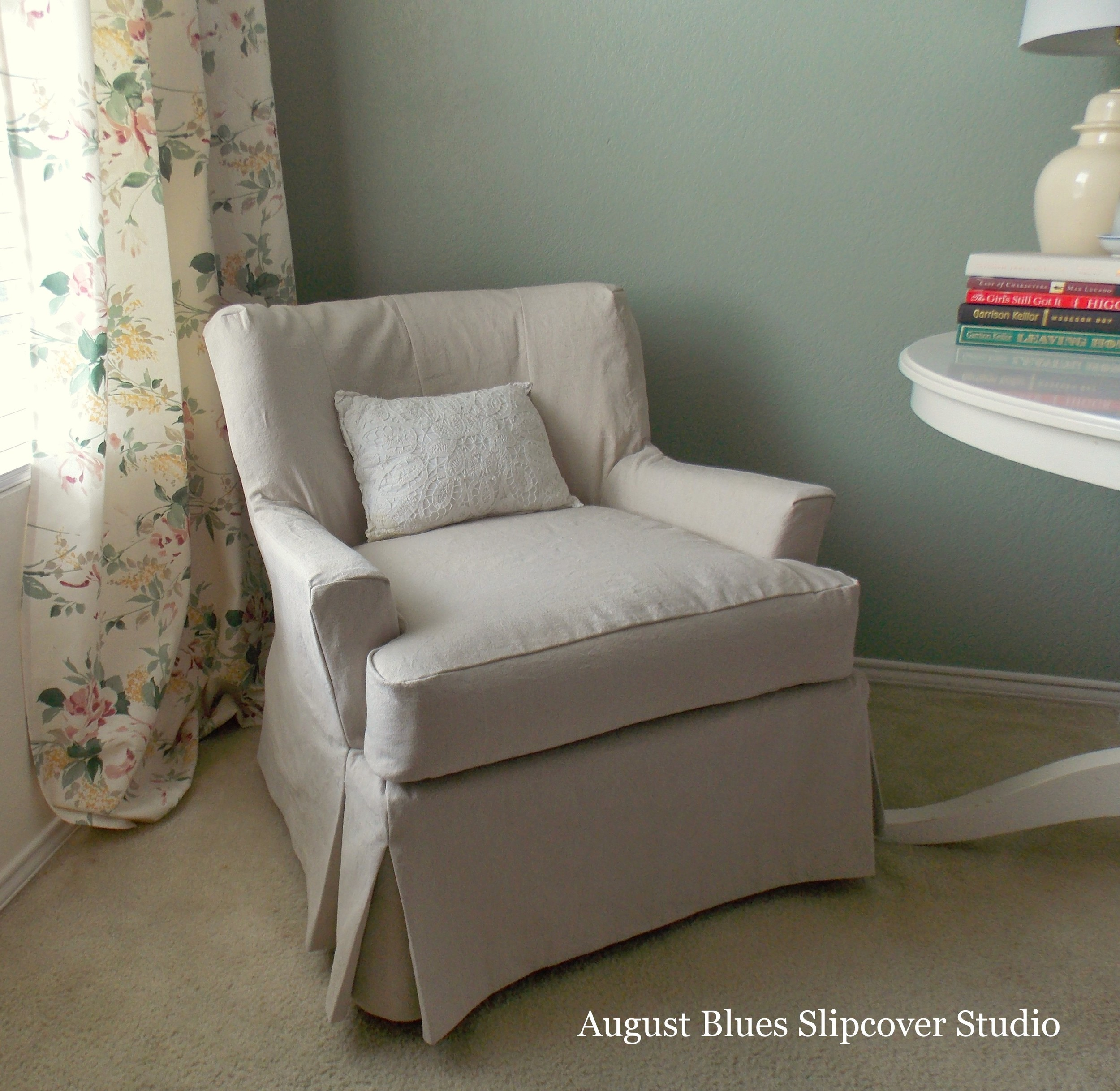 August Blues - Slipcover After