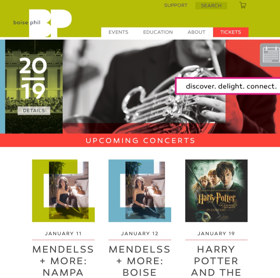 boise philharmonic website