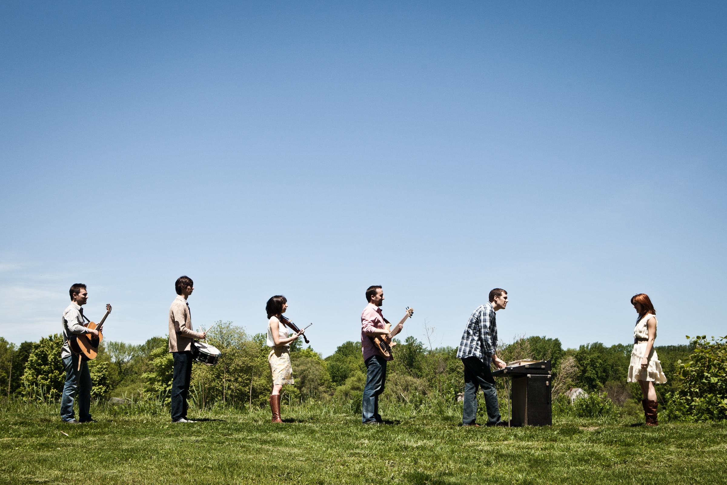 The Mara Davi Band