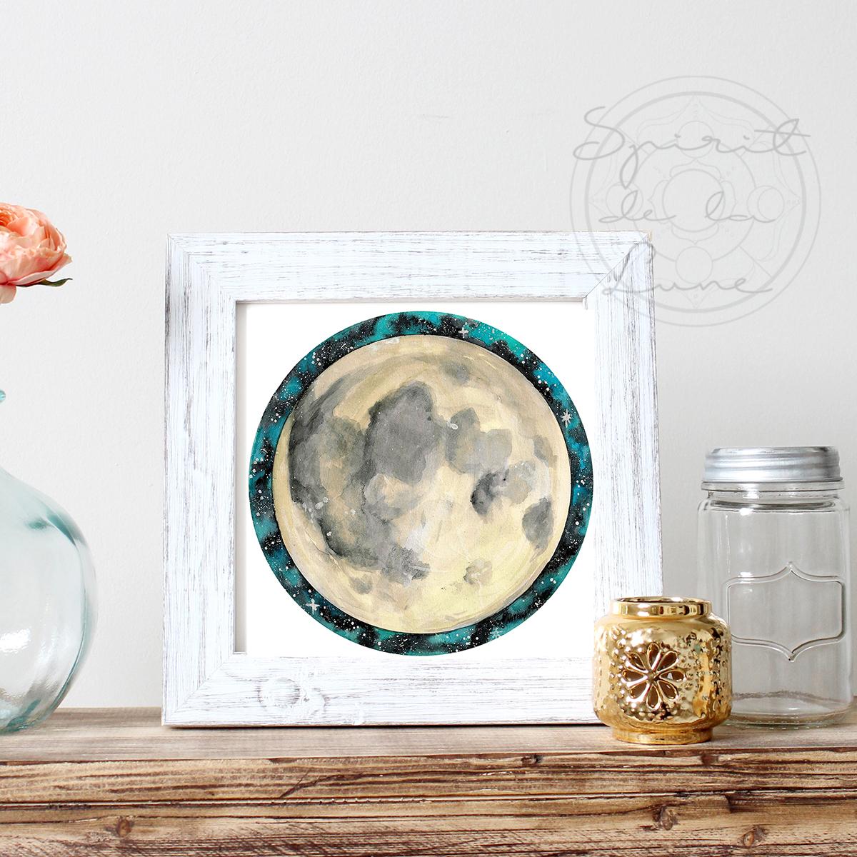 Full Moon | Spirit de la Lune