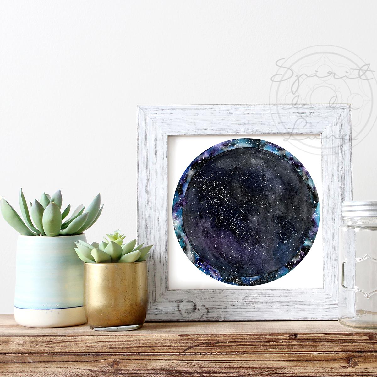 New Moon | Spirit e la Lune