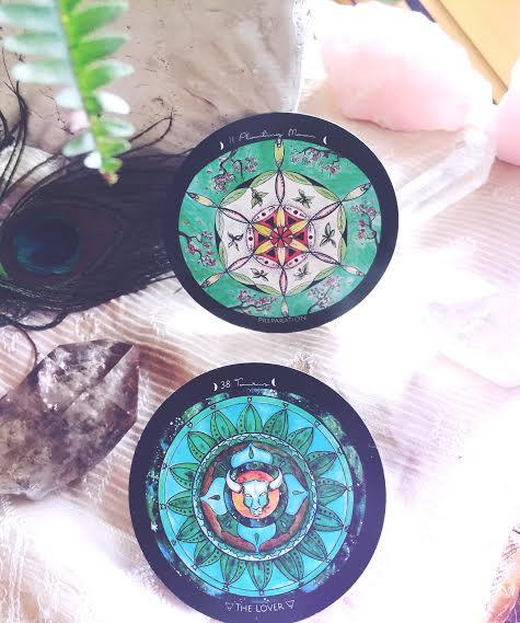 Planting Moon Mandala | Spirit de la Lune