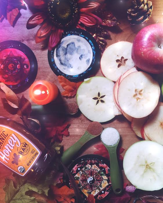 Full Harvest Moon Ceremony | Spirit de la Lune