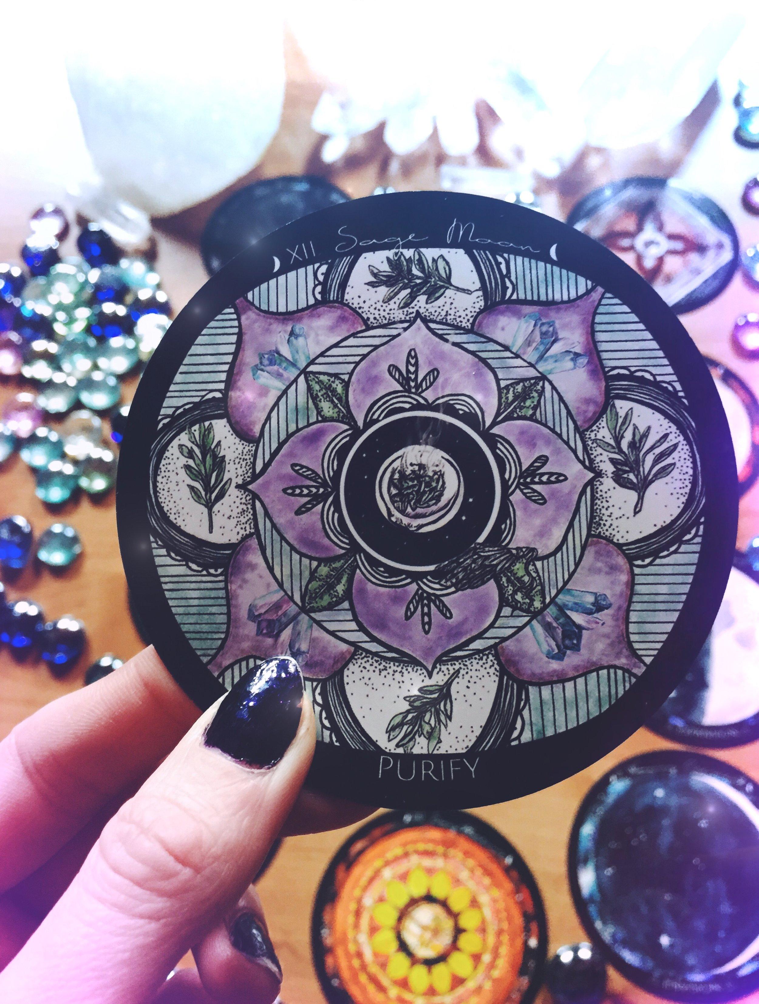 Sage Moon Moondala | Spirit de la Lune