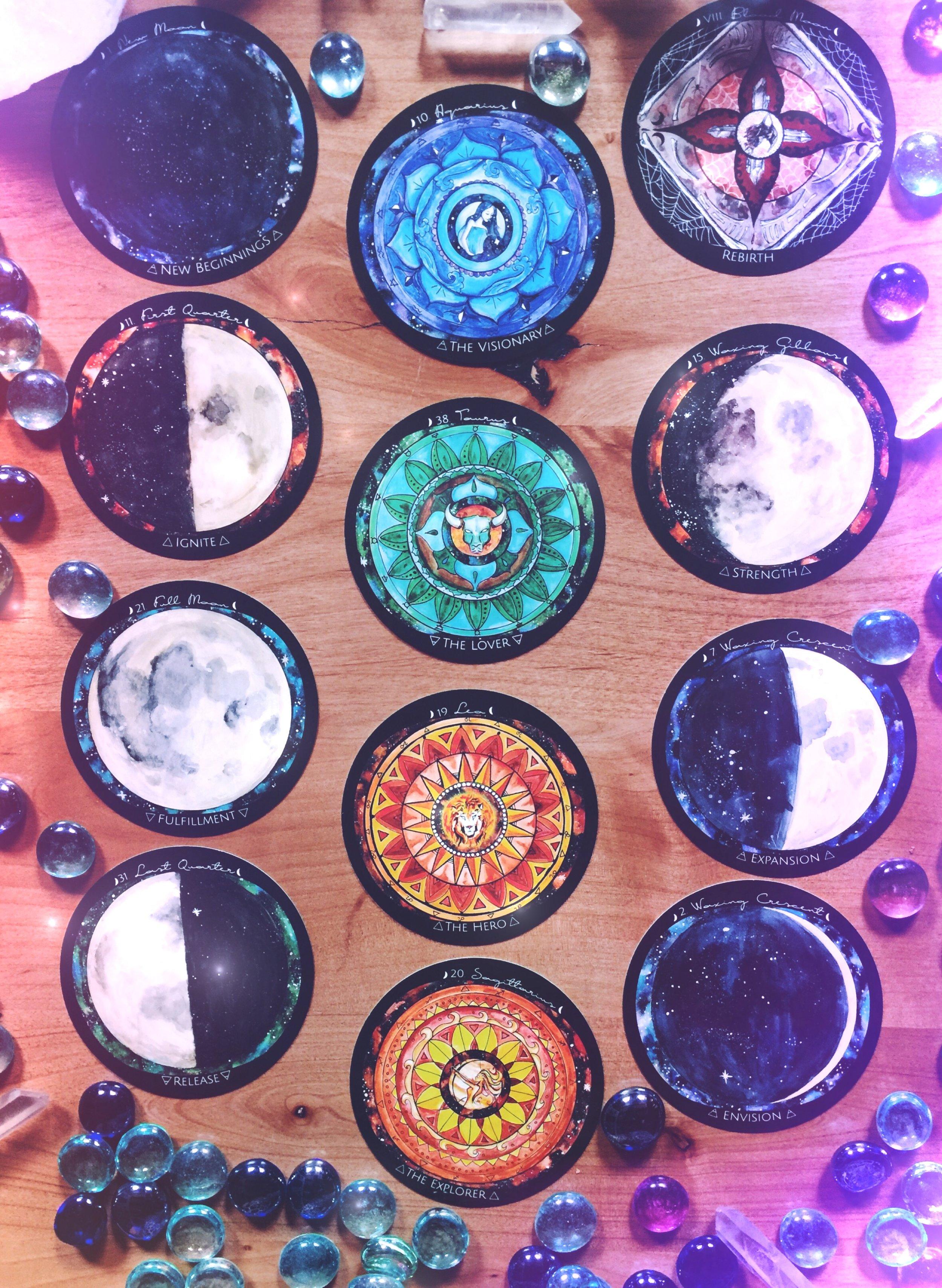 New Moon Energy Reading | Spirit de la Lune
