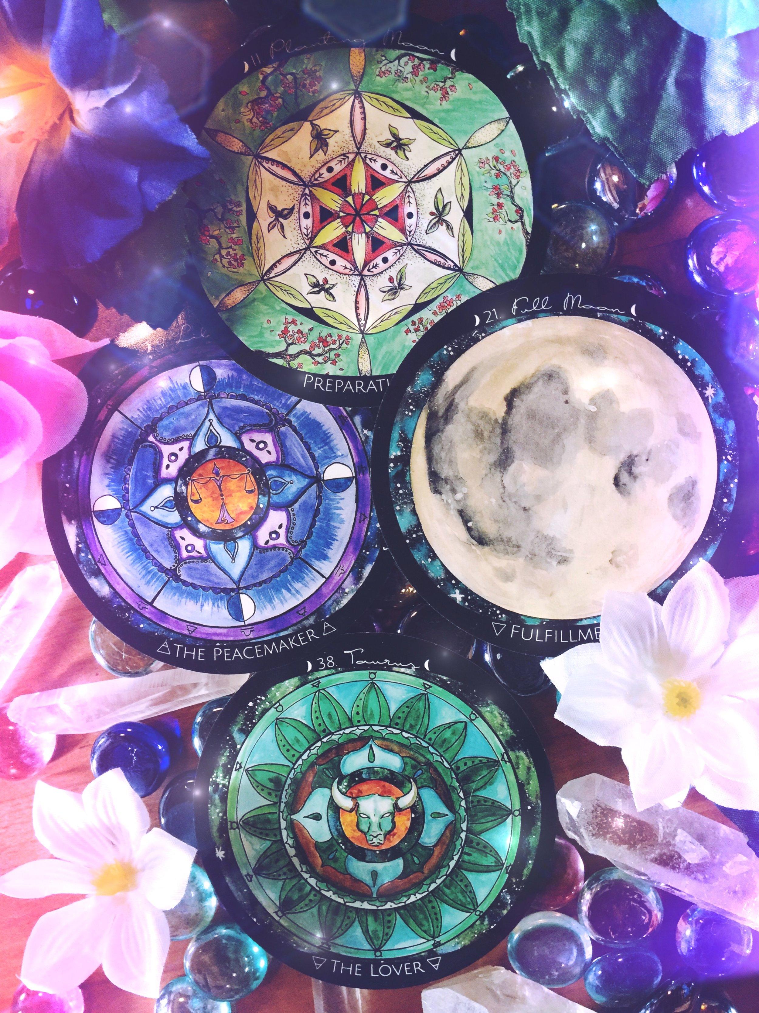 Full Moon in Libra/Scorpio