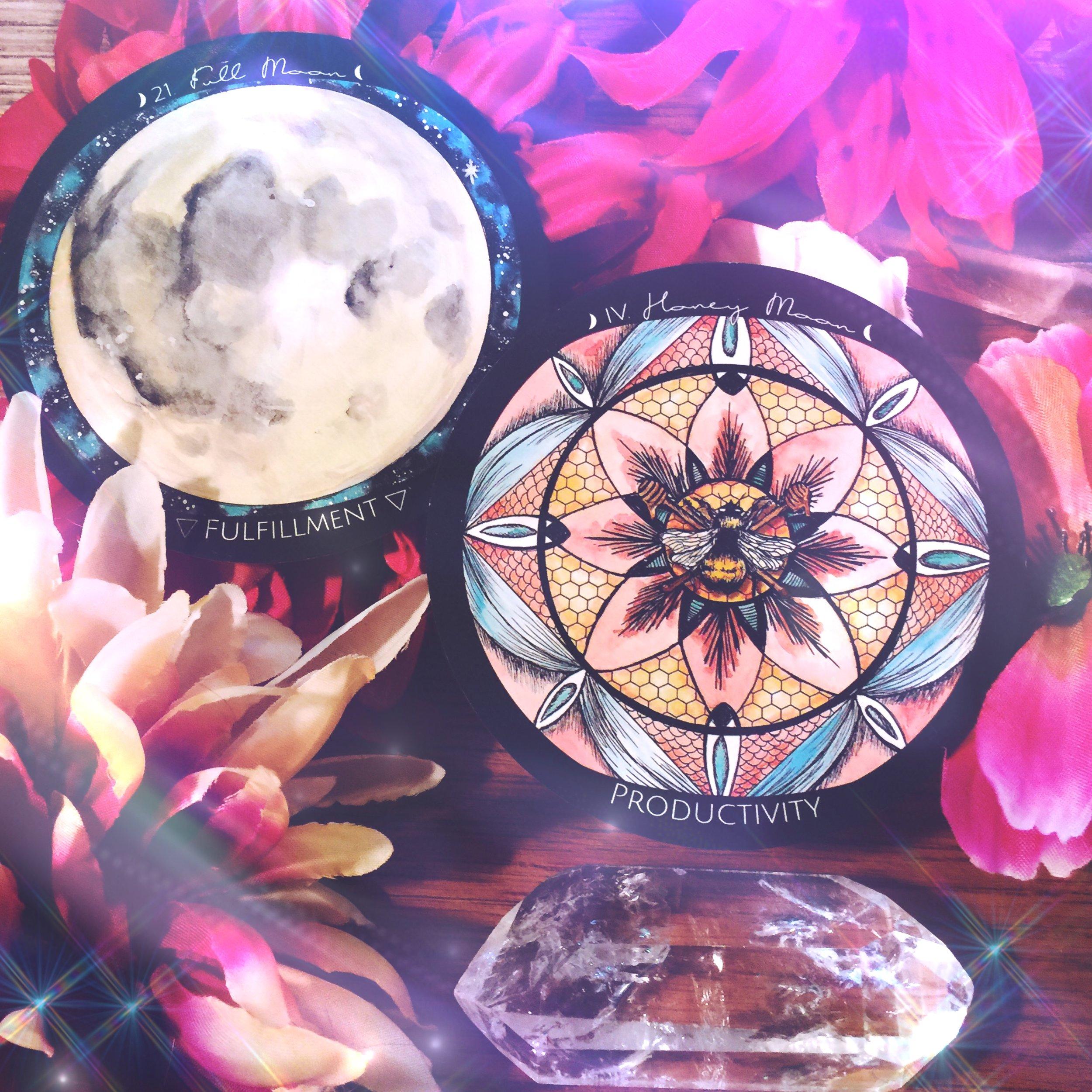 Full Honey Moon   Spirit de la Lune