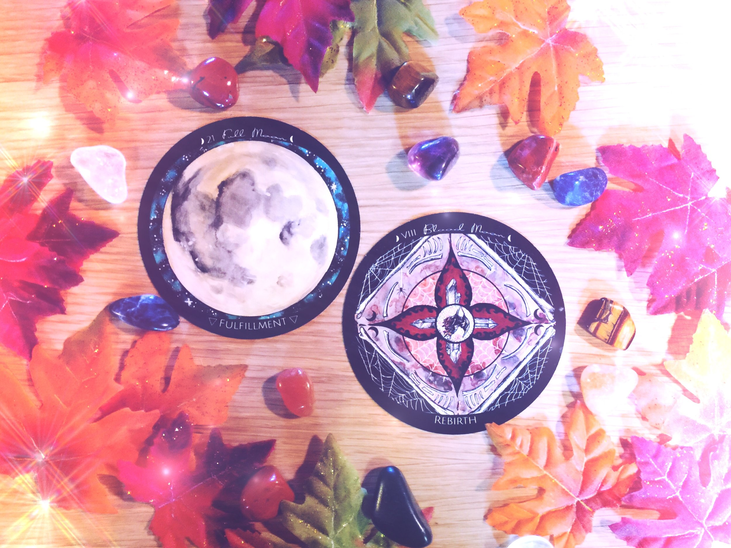 New Moon Energy Reading September: Cold Moon | Spirit de la Lune