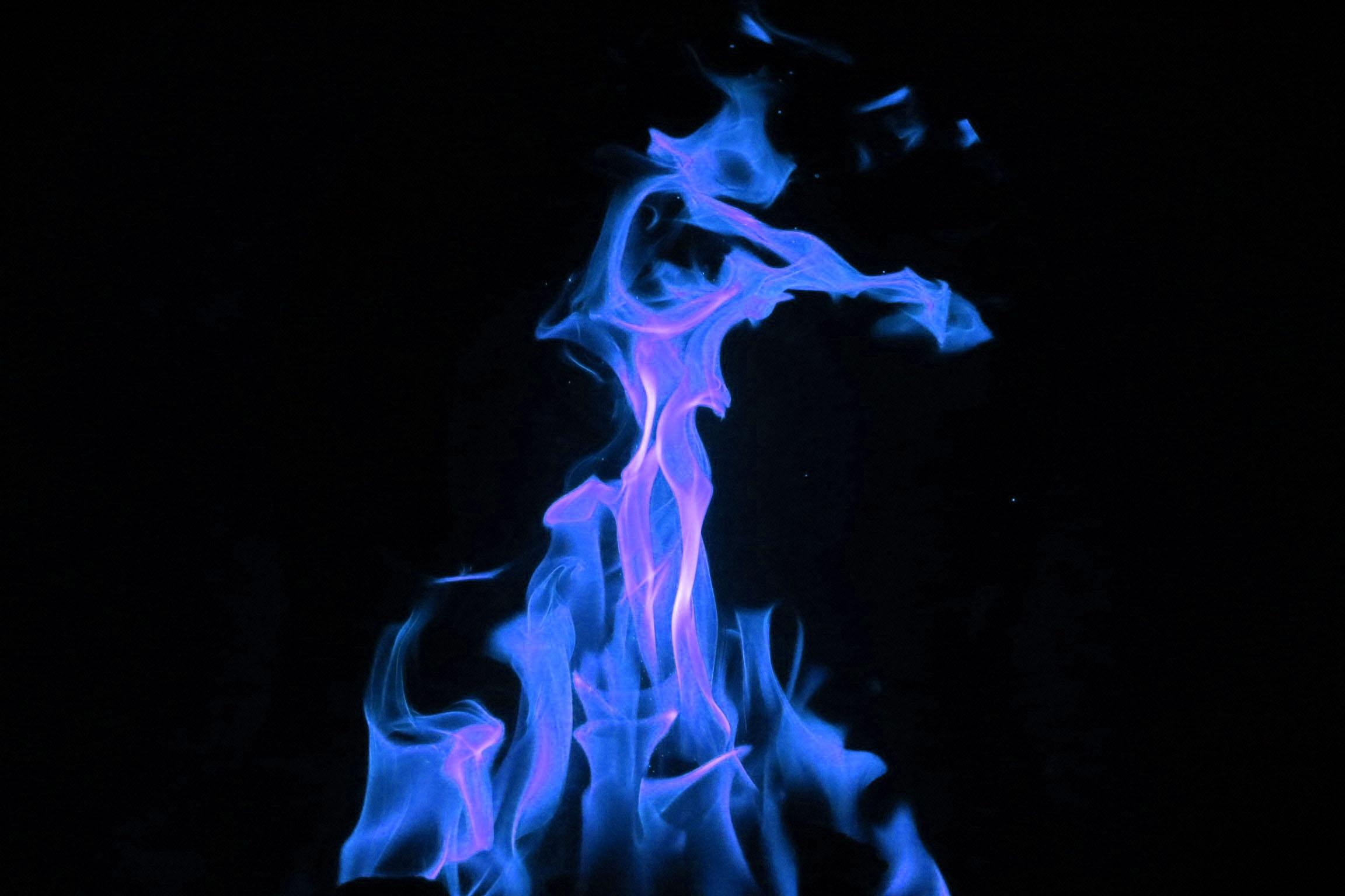 Violet Flame | Spirit de la Lune Blue Moon Ceremony