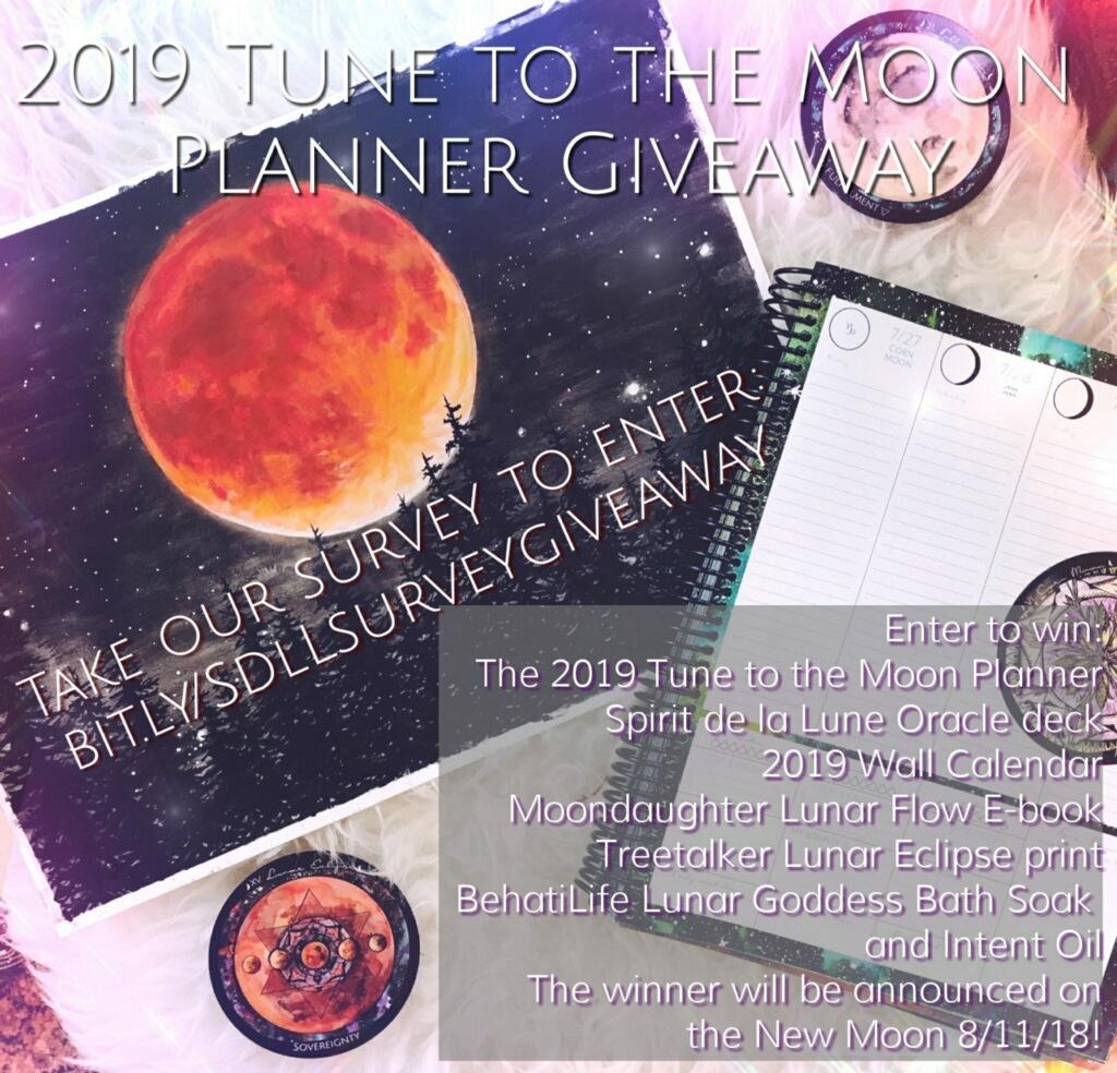 Spirit de la Lune Eclipse Giveaway