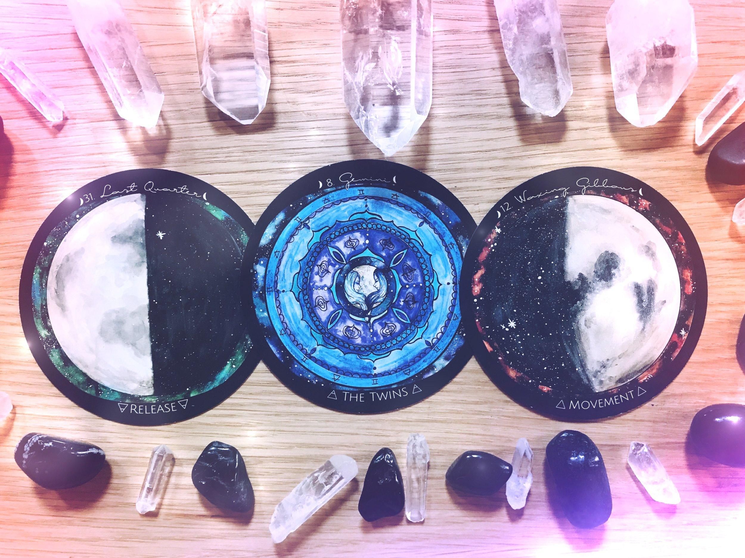 Last Quarter | New Moon Energy Reading | Spirit de la Lune