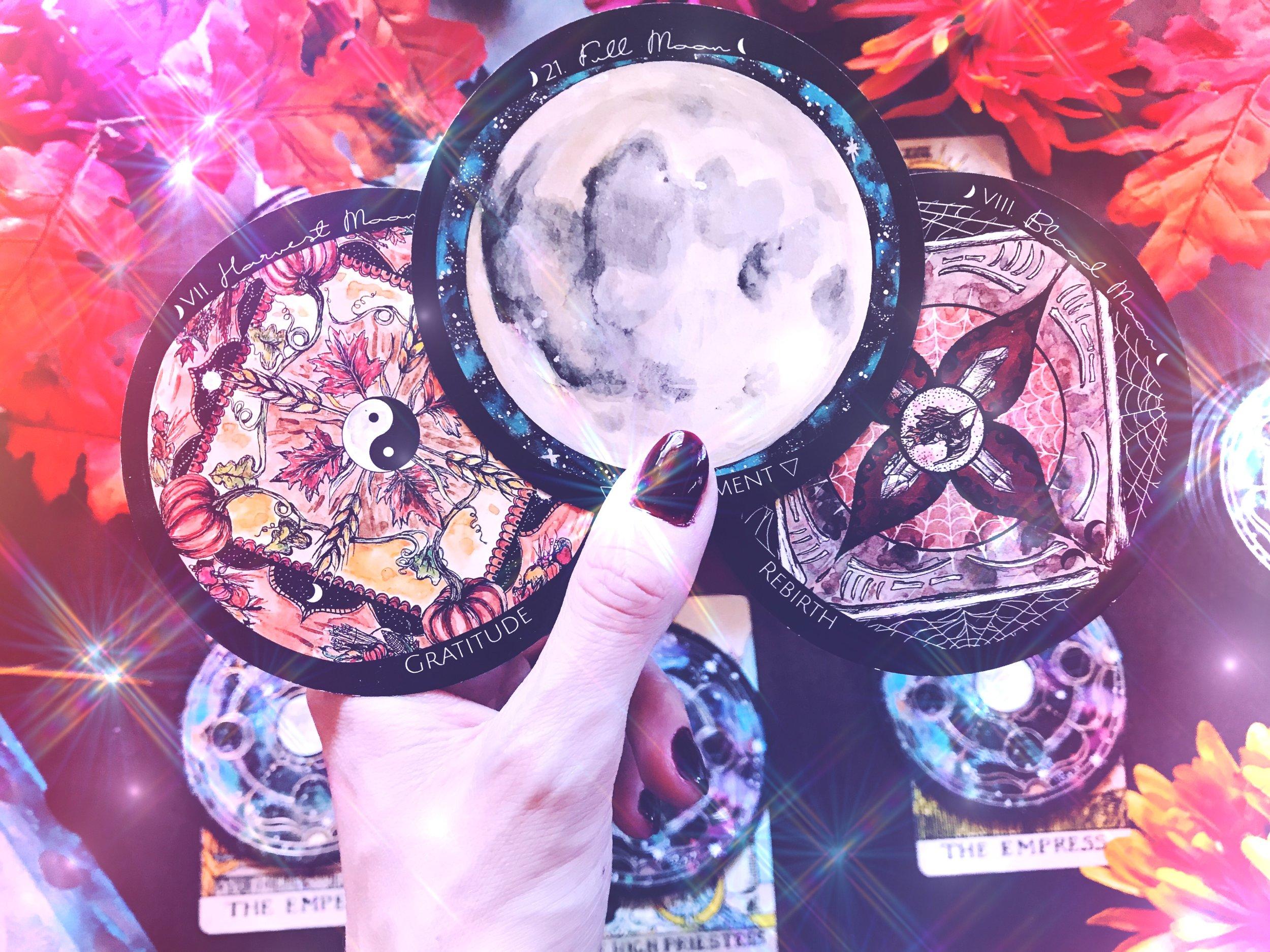 Connect With Your Ancestors | Full Moon & Equinox Sangria Ceremony | Spirit de la Lune