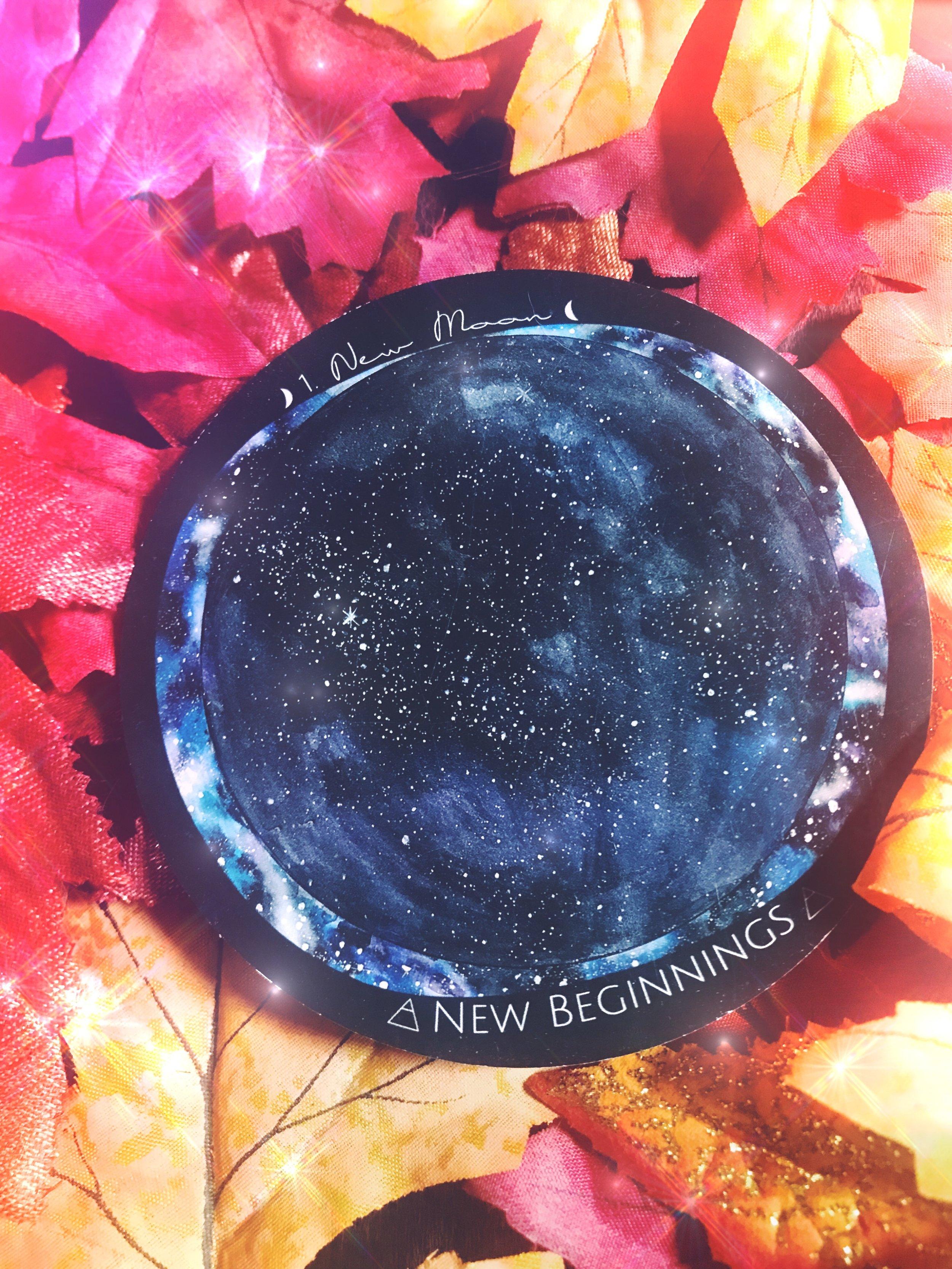 New Moon in Libra Energy Report | Spirit de la Lune