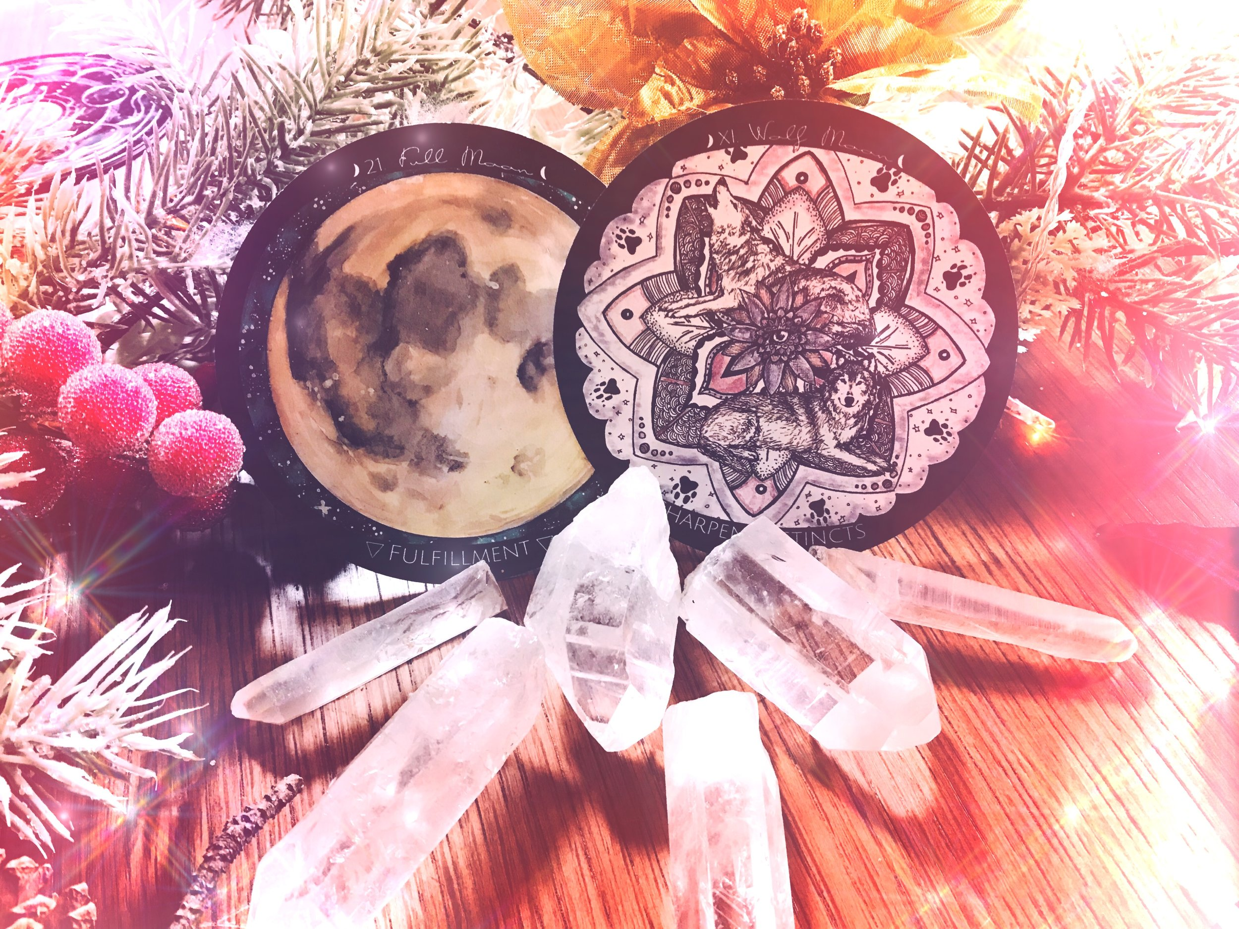 New Moon in Sagittarius Moonthly Energy Reading Spirit de la Lune