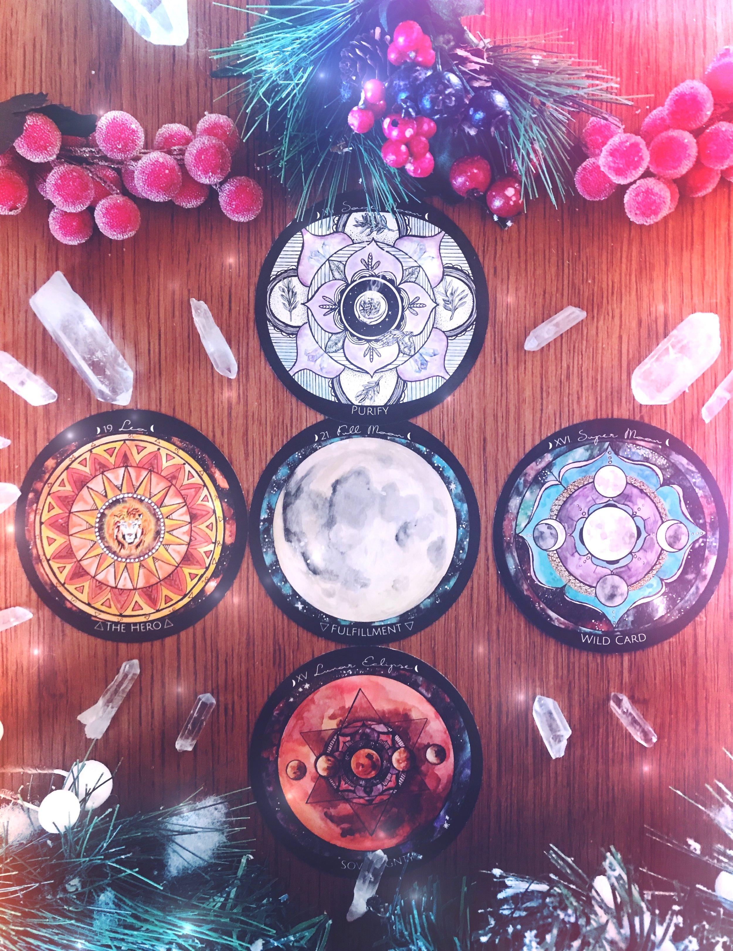 2019 New Moon in Capricorn energy report