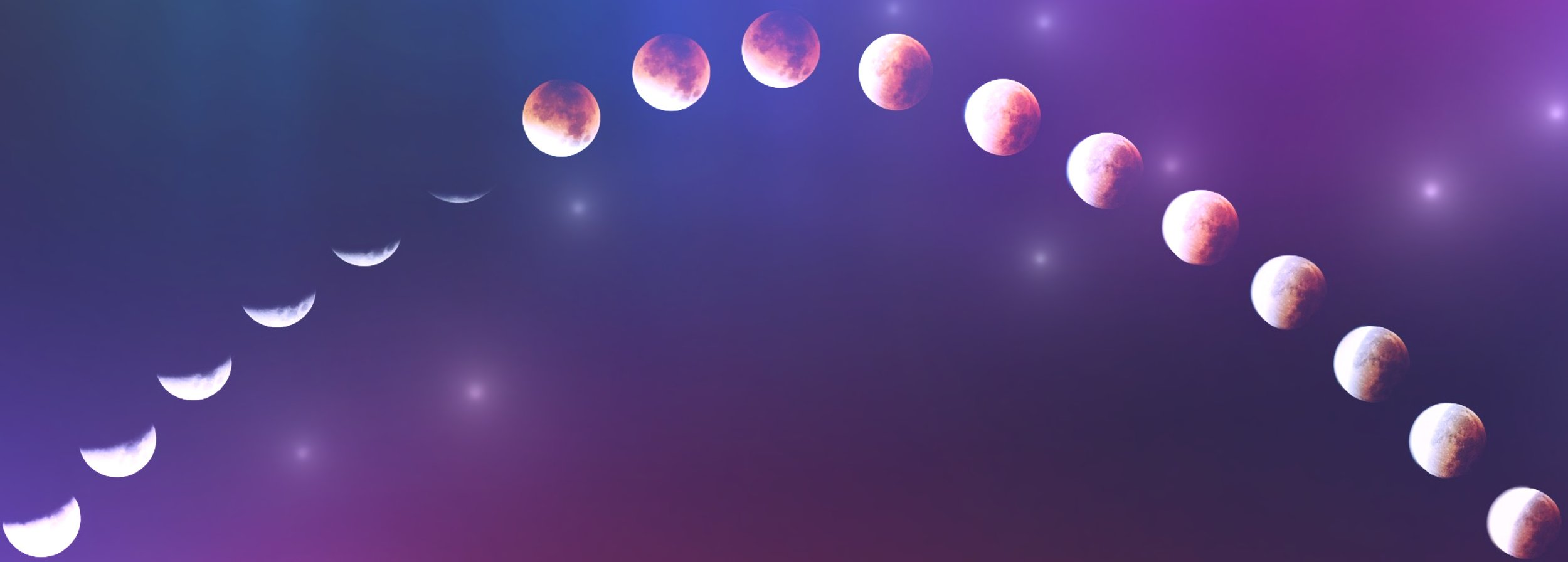 Happy Full Supermoon & Lunar Eclipse! -