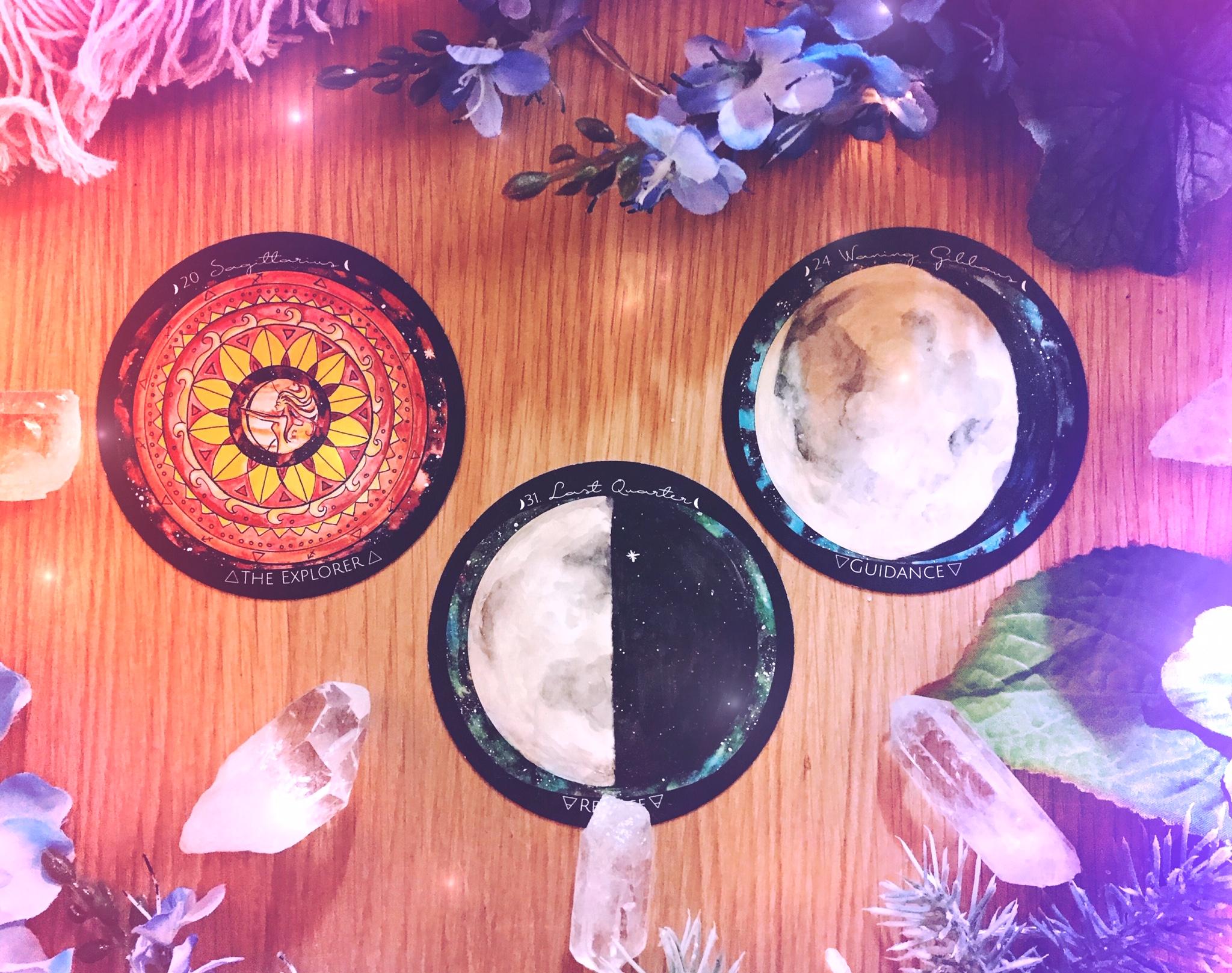 Spirit de la Lune New Moon in Aquarius Energy Report