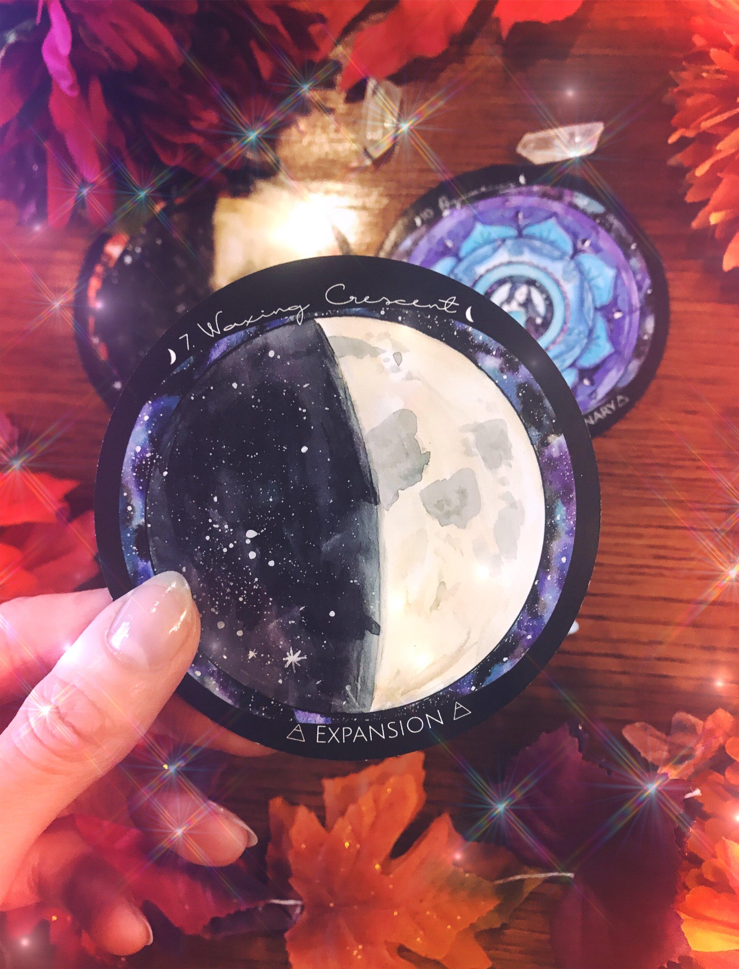 New Moon in Scorpio: Crone Moon Energy Update Spirit de la Lune