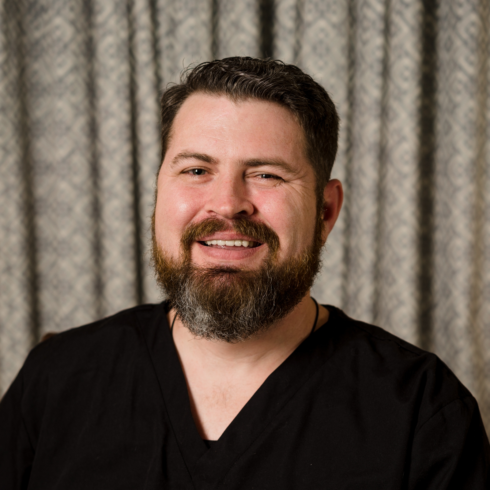 Justin Weirich - LMT/NMT ALABAMA LICENSE #4834Justin Weirich, LMT/NMT is a Licensed Massage Therapist working for BWM. He graduated from Birmingham School of Massage and earned his license in 2017. He enjoys building a therapy relationship with his clients to promote an overall wellness plan.