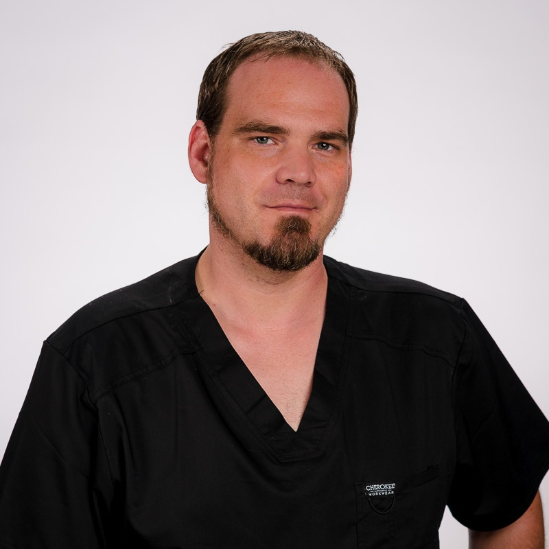 John Hamm - LMT/NMT ALABAMA LICENSE #4449John Hamm graduated from the Birmingham School of Massage and has been a licensed massage therapist since 2016. John excels in deep, therapeutic massage and enjoys seeing his clients relieved from chronic aches and pain.Book with John.