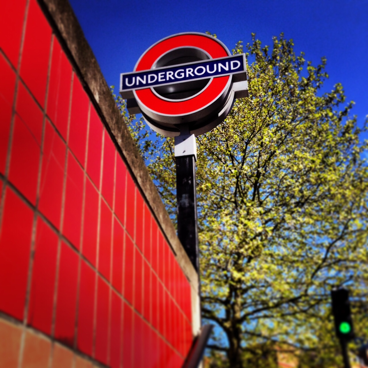 Pimlico Tube Stop